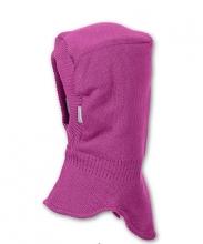 Sterntaler 4700400 Wende-Strick-Schalmütze iris pink 4711400