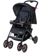 Safety First Trendideal Comfort full black Buggy