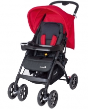 Safety First Trendideal Comfort plain red Buggy