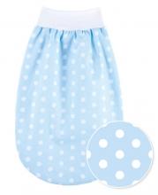 Zöllner 1518-0 spot blue sleeping bag without sleeves 50