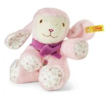 Steiff 240218 Lenchen Lämmchen 22 rosa/weiß