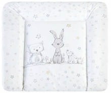 Zöllner 2613-0 Design bunny and owl Softy changing mat 75/85