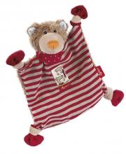 Sigikid 40783 Schnuffeltuch Wild&Berry Bears