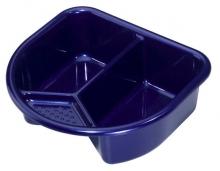 Waschschüssel Rotho Top Blue Perl