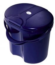 Windeleimer Rotho Top Blue Perl
