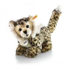 Steiff 064647 Cheetah Baby Schlenker Gepard 26 beige/braun