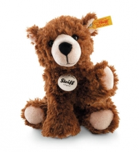Steiff 084041 little bear 17 brown sitting