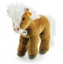 Steiff Fanny Pony 30 braun stehend