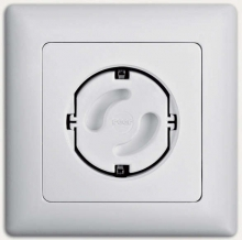 REER saftey cap for sockets to click in 5er Pack