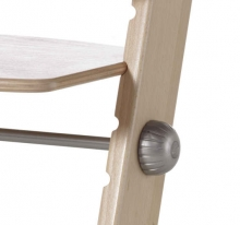 Geuther high chair 2337 SYT fb. natural