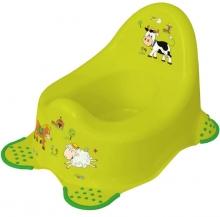 Babytopf OKT Funny Farm Grün