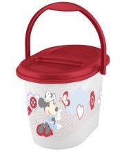 Diaper bucket OKT Minnie Mouse white