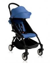 Babyzen YOYO+ mit Textileinhang 6+ blau