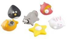Babymoov bathfriends funny animals 6 pieces
