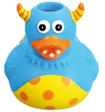 my toothie duck toothbrush holder monster duck