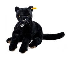 Steiff panther Nero 40 black lying