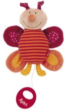 Sigikid 40318 Spieluhr Schmetterling