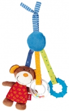 Sigikid 40496 active-clip bear