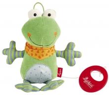 Sigikid 40781 Spieluhr Frosch