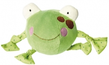 Sigikid 41376 Softball Frosch