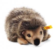 Steiff 070792 Joggi hedgehog standing 16 brown melange