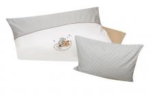 Zöllner Bettwäsche Sternenbär 80x80cm