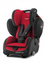 RECARO 6203.21509.66 Young Sport Hero 16/17 Racing Red 9-36kg