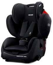 RECARO 6203.21534.66 Young Sport Hero 16/17 Performance Black 9-36kg