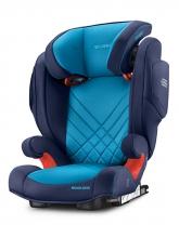 Recaro 6151.21504.66 Monza Nova 2 Seatfix 16/17 Xenon Blue