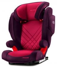Recaro Monza Nova 2 Seatfix Power Berry