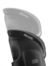 Recaro Monza Nova 2 Seatfix Power Berry