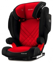 Recaro 6151.21509.66 Monza Nova 2 Seatfix 16/17 Racing Red
