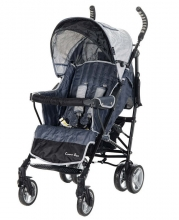 Baby Plus Compact Style F 15-11 Grey Buggy