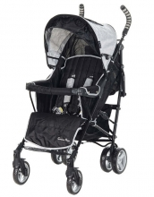Baby Plus Compact Style F 15-25 black Buggy