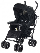 Baby Plus CompactPlus F 15-25 black Buggy