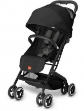 GB Qbit Reisebuggy 616240001 Monument Black 2017