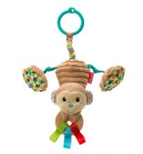 B Kids 005061-11 Jittery Monkey Reiseanhänger