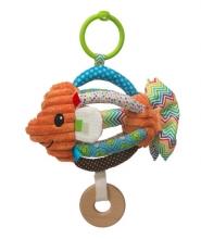 B Kids 005125 Great Catch Rattle