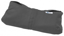 Altabebe handmuff Pear dark grey-black