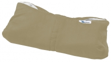 Altabebe 2800P-08 Pear dark beige hand muff