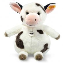 Steiff 283031 Kuh Cowaloo 35 weiß/schwarz gefleckt