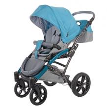 Knorr 3200-06 Voletto Happy Colour stroller-set blue-grey