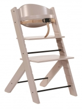 Treppy 2022 Pastel Brown highchair