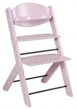 Pastel 2045 Pink Dots highchair