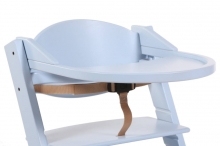 Playtray for Treppy 1023 Pastel Blue highchair