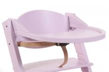 Spielbrett für Treppy 1021 Pastel Pink Kinderhochstuhl