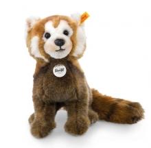 Steiff 066108 Bendy Red Panda 32 rotbraun