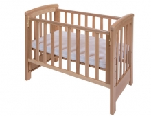 Treppy 1130 Dreamy Mini Natural baby bed 85 x 50cm