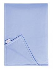 Zöllner jersey blanket cushioned 4731-0 blue 70/100