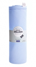 Zöllner jersey blanket cushioned 4731-0 blue 70/100